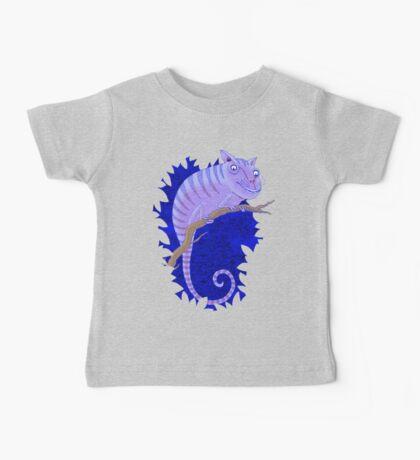 Cheshire Cat Chameleon Kids Clothes
