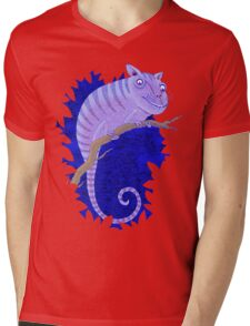 Cheshire Cat Chameleon T-Shirt