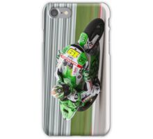 Alvaro Bautista at Circuit Of The Americas 2014 iPhone Case/Skin