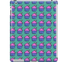 Cup Cake Repeat Pattern iPad Case/Skin