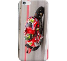 Cal Crutchlow at Circuit Of The Americas 2014 iPhone Case/Skin