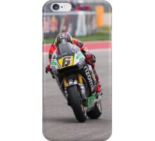 Stefan Bradl at Circuit Of The Americas 2014 iPhone Case/Skin