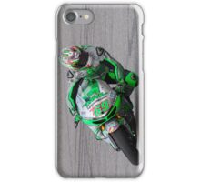 Nicky Hayden at Circuit Of The Americas 2014 iPhone Case/Skin