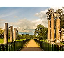 The Ruins at Virginia Water Photographic Print