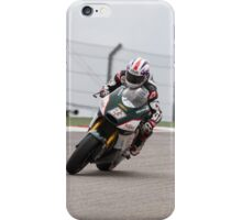 Broc Parkes at Circuit Of The Americas 2014 iPhone Case/Skin