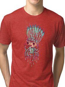 Indian pixie chief Tri-blend T-Shirt