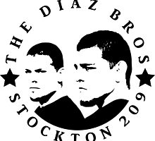 The Diaz Brothers by RagingRat23