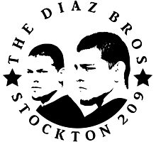 The Diaz Brothers Photographic Print