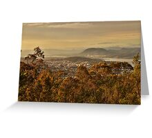 Mount Nelson Tasmania  Greeting Card