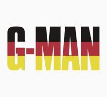 G-Man by fatdogcreatives