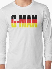 G-Man Long Sleeve T-Shirt