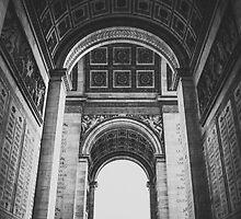 Arc de Triomphe by Kylie Garner
