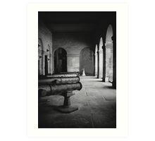 Ghosts of Paris Art Print
