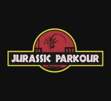 Jurassic Parkour by jezkemp
