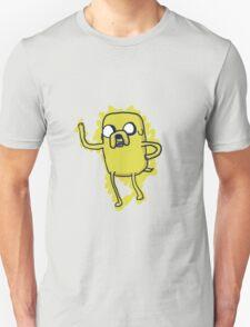Jake The Dog - Hand Drawn Unisex T-Shirt