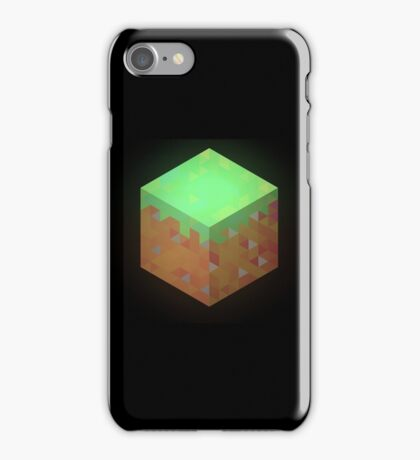 Minecraft Block iPhone Case/Skin