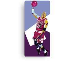 MJ 23 Canvas Print