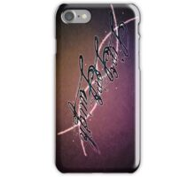 Live. Love. Laugh. iPhone Case/Skin