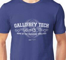 Gallifrey Tech - College Wear 02 Unisex T-Shirt