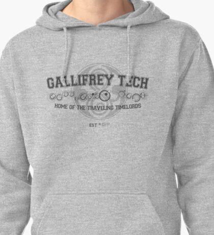 Gallifrey Tech - College Wear 03 Pullover Hoodie