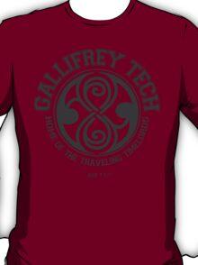 Gallifrey Tech - College Wear 04 T-Shirt