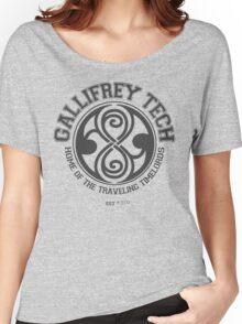Gallifrey Tech - College Wear 04 Women's Relaxed Fit T-Shirt