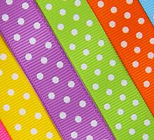 Colorful ribbon by BuzzEdition