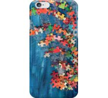 Puzzling wave iPhone Case/Skin