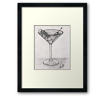 Addiction concoction Framed Print