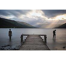 Loch Earn Photographic Print