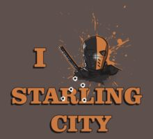 I ❤ Starling City by AndreusD