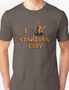 I ❤ Starling City T-Shirt