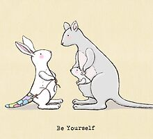 Be yourself by vian