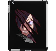 Madara Uchiha iPad Case/Skin