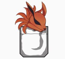 Kyuubi Pocket Kids Tee