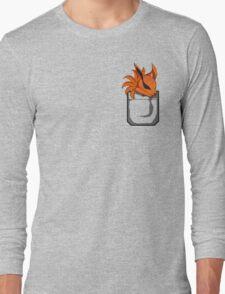 Kyuubi Pocket Long Sleeve T-Shirt