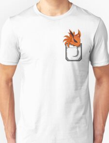 Kyuubi Pocket Unisex T-Shirt