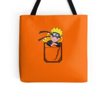 Uzumaki Pocket Tote Bag