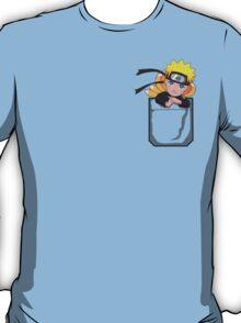 Uzumaki Pocket T-Shirt