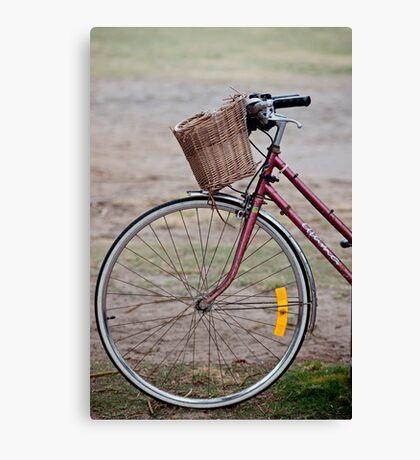 Byron Bicycle Canvas Print