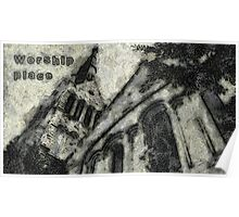Worship place Poster