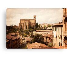 Siena, Tuscany Canvas Print