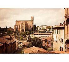 Siena, Tuscany Photographic Print