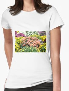 autumn colorful flower T-Shirt