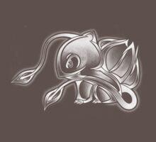 Tribal Bulba - White by Katy Irons