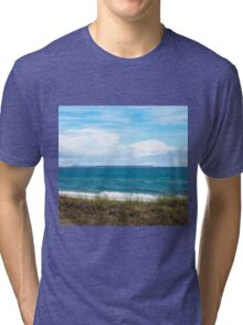 Another Day in Paradise Tri-blend T-Shirt