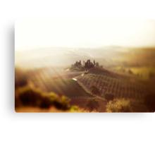 Dream of Tuscany  Canvas Print