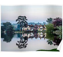 Beaulieu Mill Pond Poster