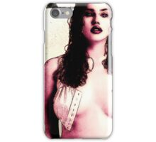 In The Planet Of The Apes (Estella Warren) iPhone Case/Skin