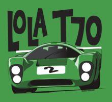 Lola T70 by velocitygallery